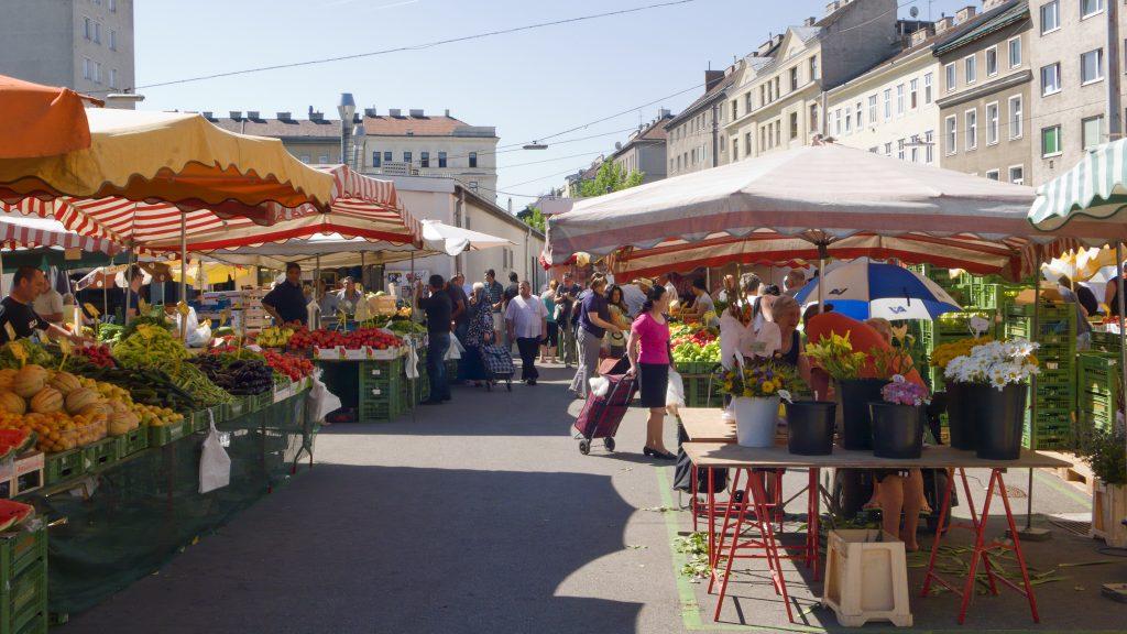 Hannovermarkt-Wien