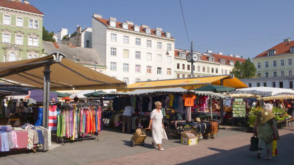 Karmelitermarkt-Wien