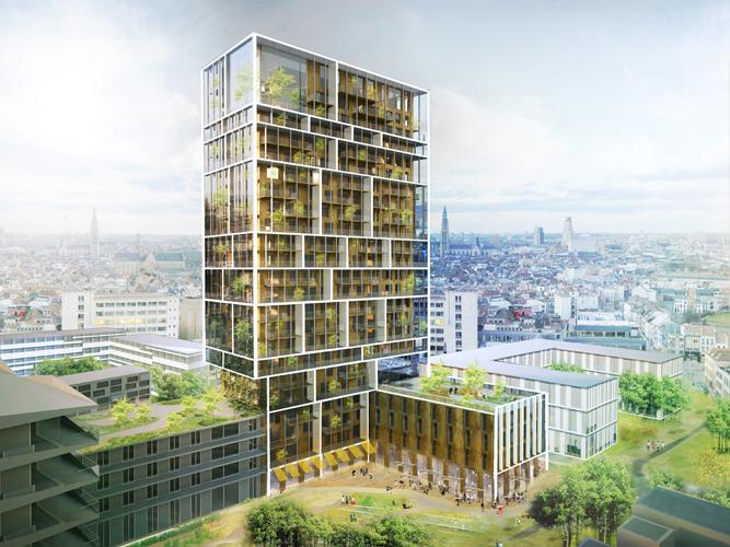 Antwerpen-Nieuw-Zuid