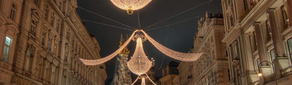 Einkaufsstraßen in Wien
