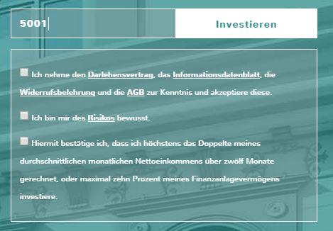 AltFG Bestätigung