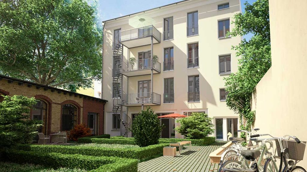 Immobilien-Crowdinvesting