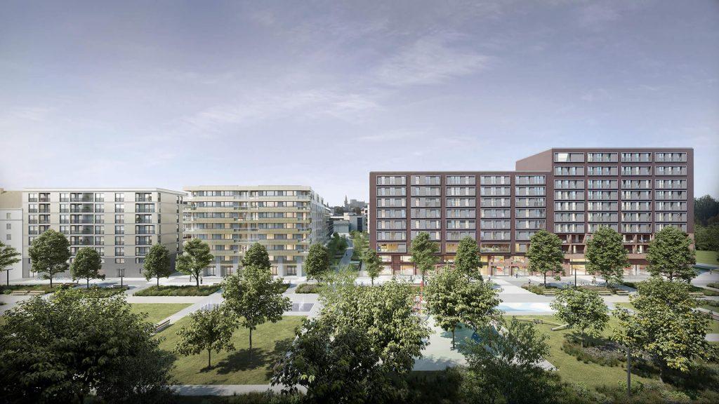 Immobilienprojekt das-ensemble