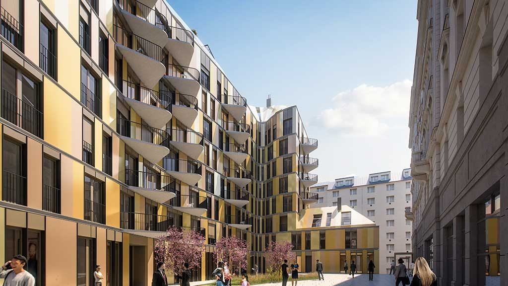 Immobilienprojekt No10 Renngasse Wien
