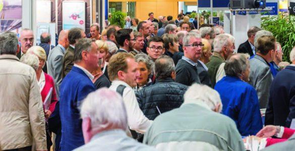 Crowd Gewinn Messe