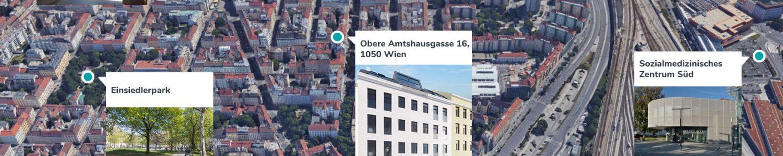 Obere Amtshausgasse in 1050 Wien