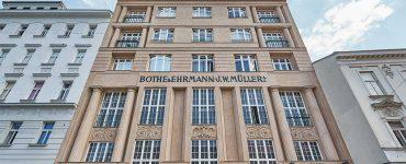 Epsteinhaus - Schlossgasse 14 in Wien