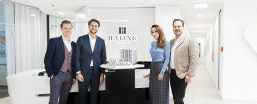 Geschäftsführung Rendity und Haring Group