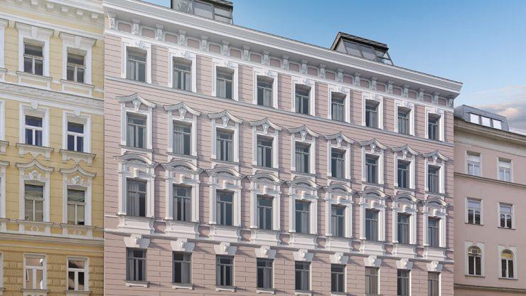 Millionenprojekt - Blechturmgasse 33 - 1050 Wien - WINEGG