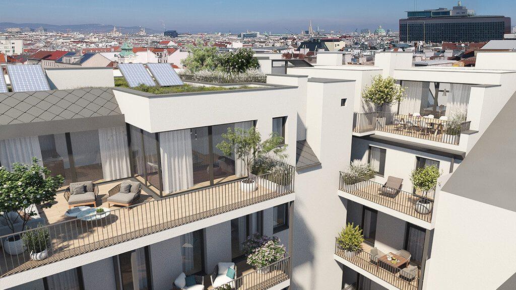 Millionenprojekt - Blechturmgasse 33 in 1050 Wien