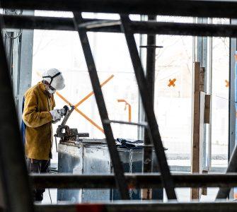 Bauarbeiten laufen weiter