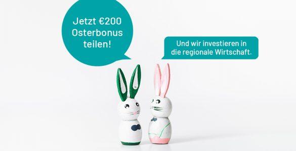 Osterbonus