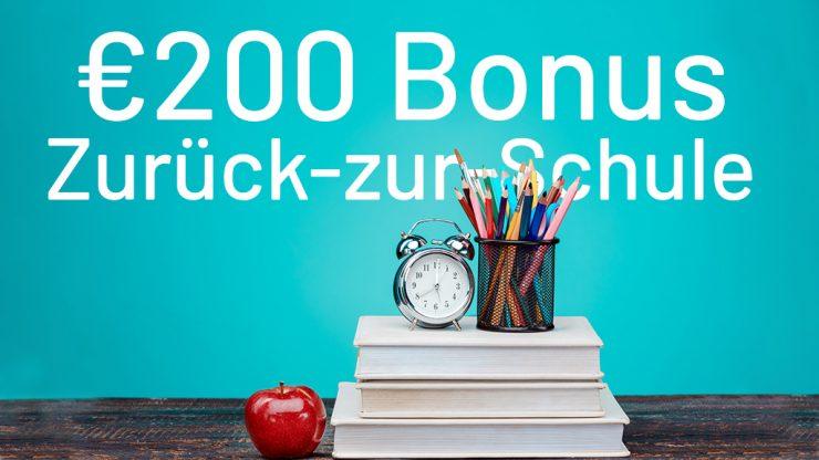 200 euro bonus rendity