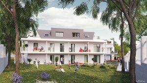 Projekt in der Guntramsdorfer Straße