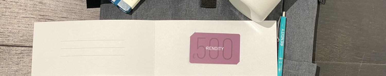 Rendity-Hauptpreis