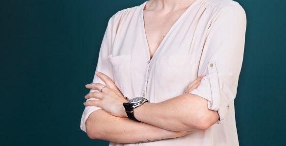 Sarah Friemert vom deutschen Startup Revive Interior