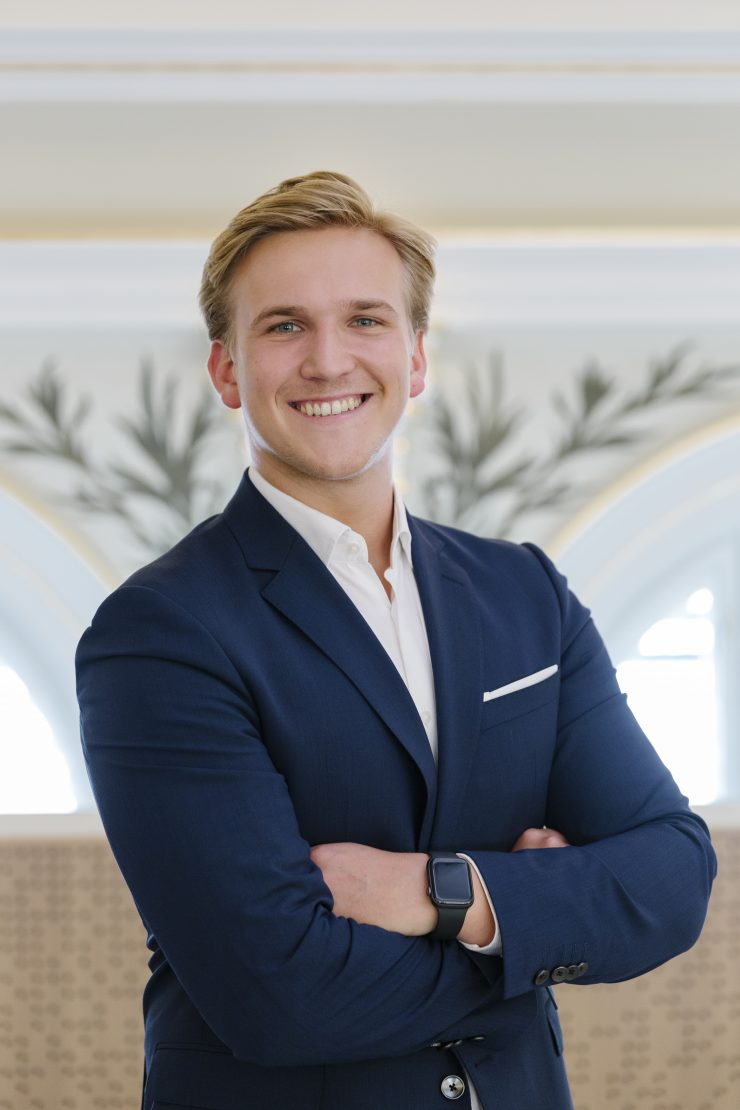 Matteo Schembera Campaign Manager