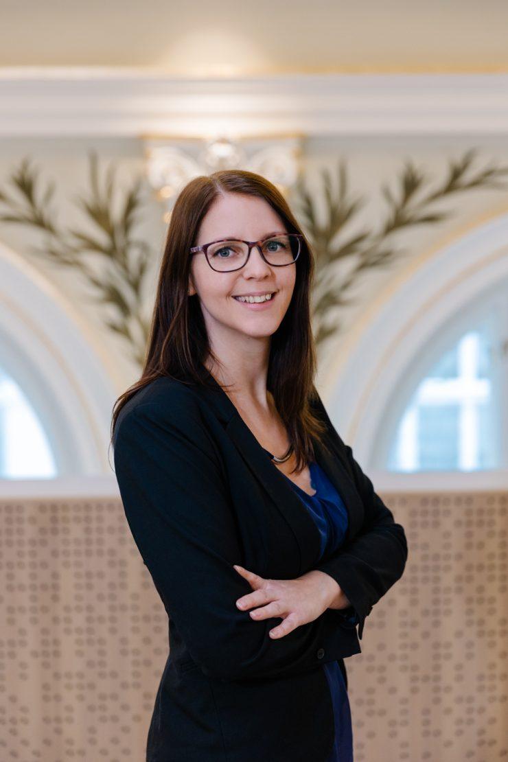 Isabella Watzinger Customer Support Managerin