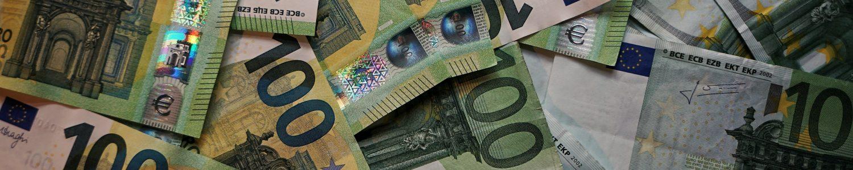 Euro in Scheinen