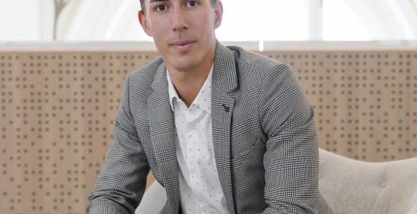 Gerald Strobl arbeitet als Frontend-Developer bei Rendity