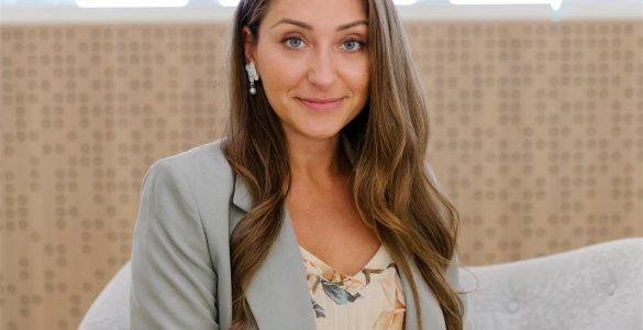 Executive Assistant Anastasia Sytnikova