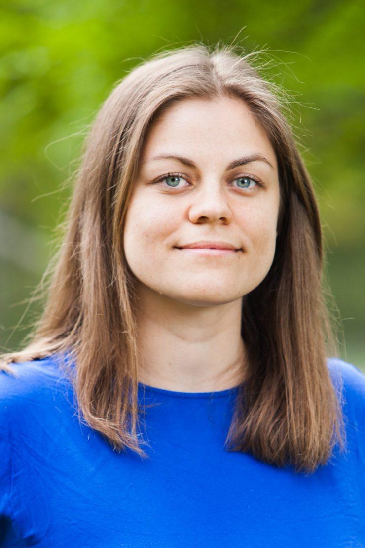 Barbara Laa Verkehrsforscherin