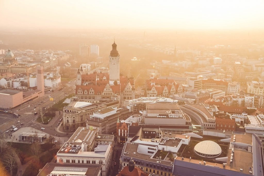 Nur Leipzig wuchs stärker als Berlin