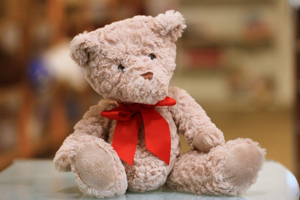 Teddybären als Wertanlage
