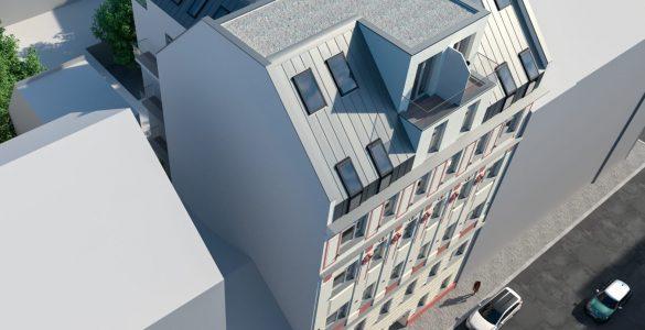 Große Stadtgutgasse 19 komplette Visualisierung.