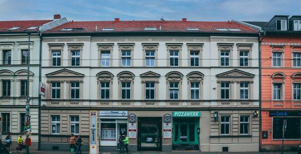 Fourreal GmbH mit dem neuesten Projekt in der Grünauer Straße 6