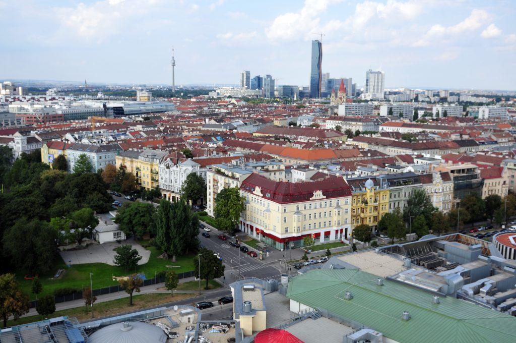 Die Leopoldstadt zählt zu den am stärksten wachsenden Bezirken Wiens