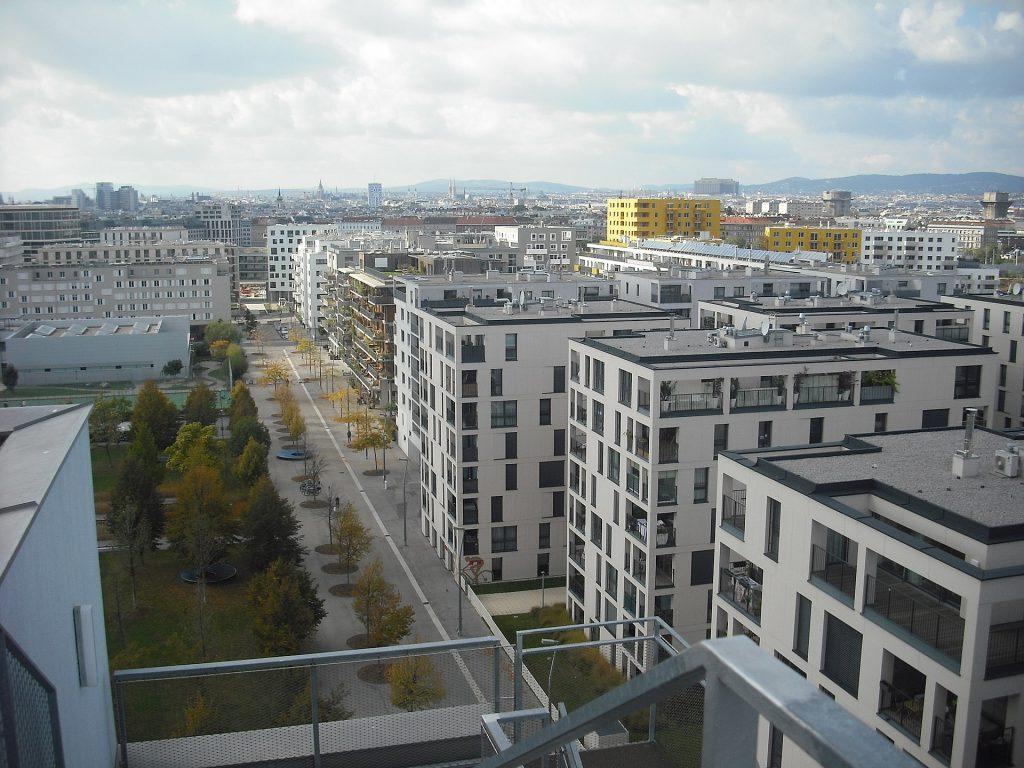 Das Nordbahnviertel in der Leopoldstadt