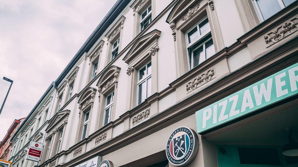 Grünauer Straße 6 in Berlin