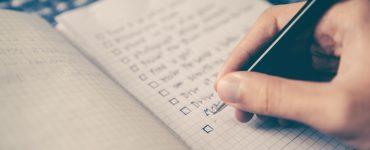 Eigenschaften-Checkliste